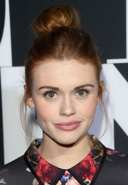Holland Roden At Elle Women In Music Celebration In Hollywood