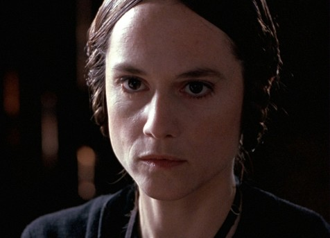 Holly Hunter In The Piano Top Of The Lake