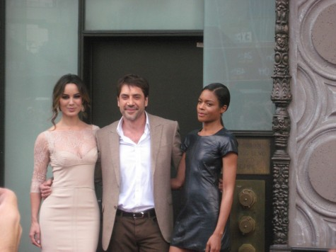 Cast Of Skyfall For Blog Wax