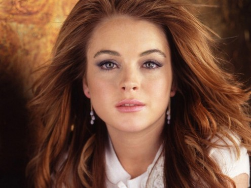 Lindsay Lohan Hollywood Actors