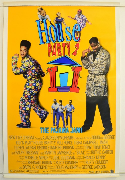 House Party Cinema One Sheet Movie Poster Movie
