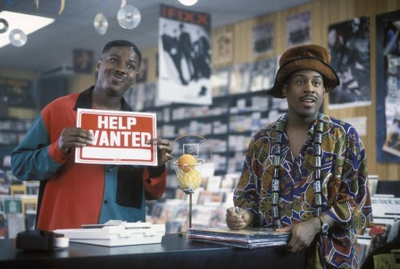 Still Of Martin Lawrence And Christopher Martin In House Party Large Picture Movie