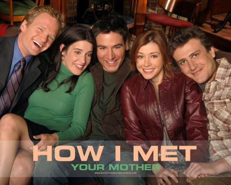 How Met Your Mother Wallpaper Logo