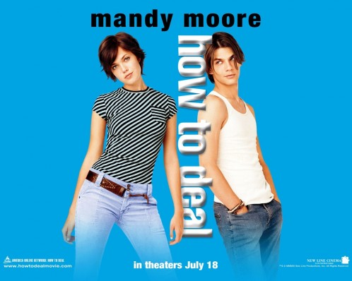 How To Deal Mandy Moore Trent Ford Movie