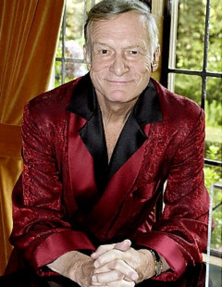 Amd Hugh Hefner
