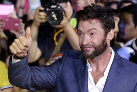 Hugh Jackman Facebook Wolverine Body