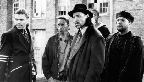 Still Of Ice Cube And Ice In Trespass