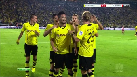 Golazo Dortmund Ilkay Gundogan Bayern Munich Champions League Final