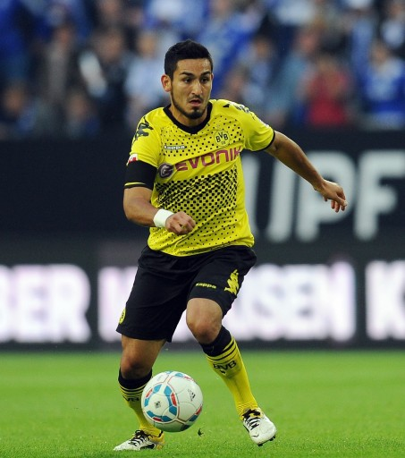 Ilkay Gundogan Wide