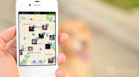 Instagram Photo Map Hero
