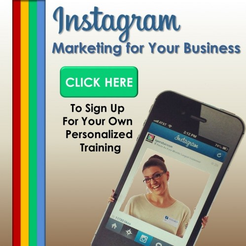 Instagram Training Square Promo