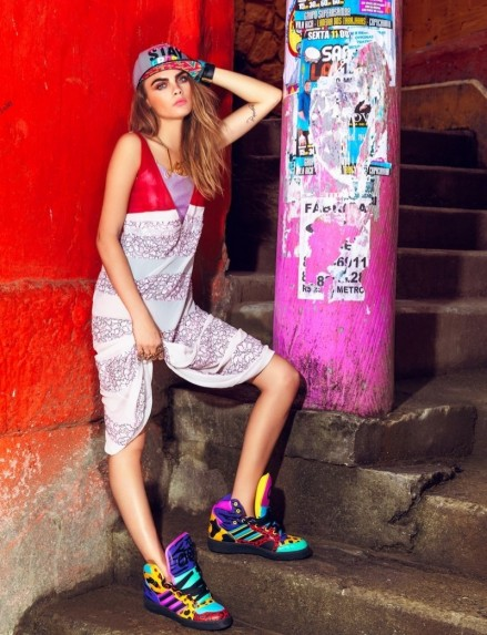 Cara Delevingne Photography For Vogue Spring Summer Fashion Trend Fashion Rely Famous