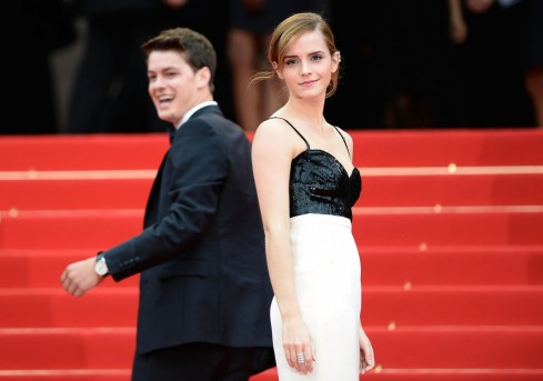 Emma Watson And Israel Broussard At Event Of Hotii De Celebritate
