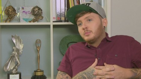 James Arthur Interview Part Crazy Fans Tattoos The Eminem Collab Dream And His Acting Ambitions Braces