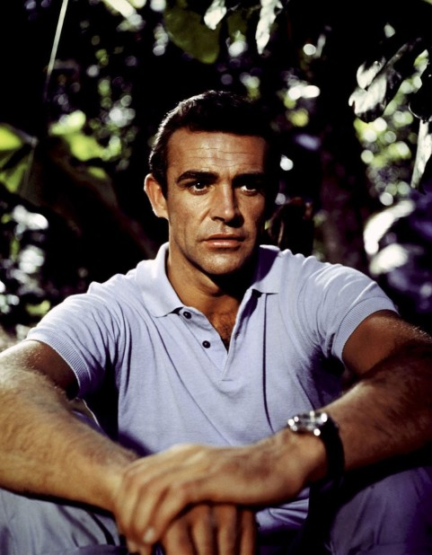 Sean Connery As James Bond In Dr No Rolex Submariner