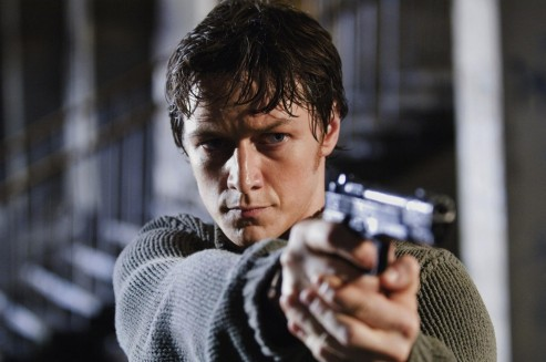 Still Of James Mcavoy In Wanted Large Picture Movies
