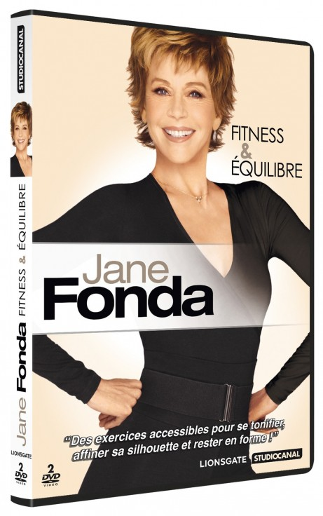 Jane Fonda Fitness Equilibre Dvd Fr Workout