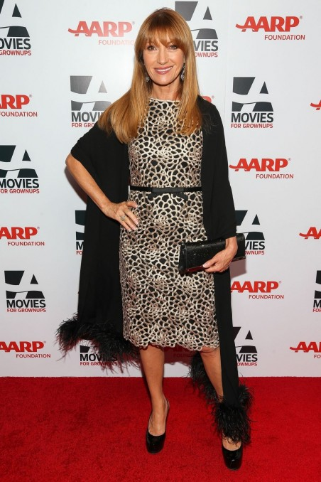 Jane Seymour At Th Annual Aarp Movies For Grownups Awards In Beverly Hills Movies