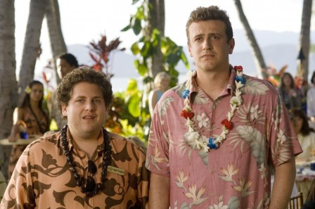 Still Of Jason Segel And Jonah Hill In Forgetting Sarah Marshall Forgetting Sarah Marshall
