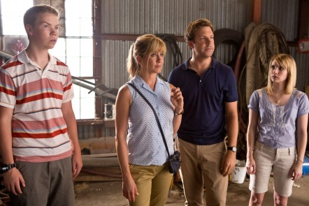 Were The Millers Jennifer Aniston Emma Roberts Will Poulter Jason Sudeikis We Re The Millers