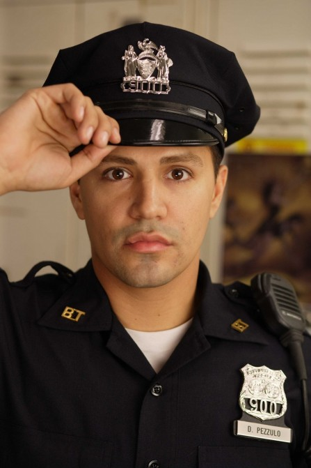 Jay Hernandez Star As Dominick Pezzulo In World Trade Center