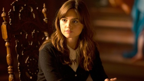 Jenna Coleman Doctorwho Leaving Doctor Who