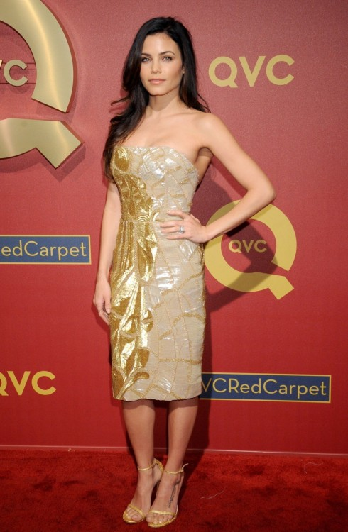 Jenna Dewan Tatum Qvc Red Carpet Style Event