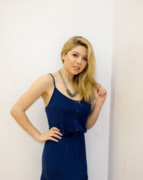 Jennette Mccurdy In Nkd Magazine February Issue