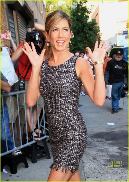Jennifer Aniston Daily Show Body