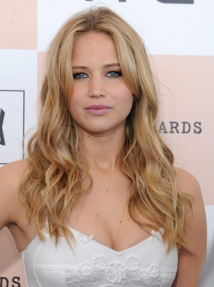 Jennifer Lawrence Bra Size Body