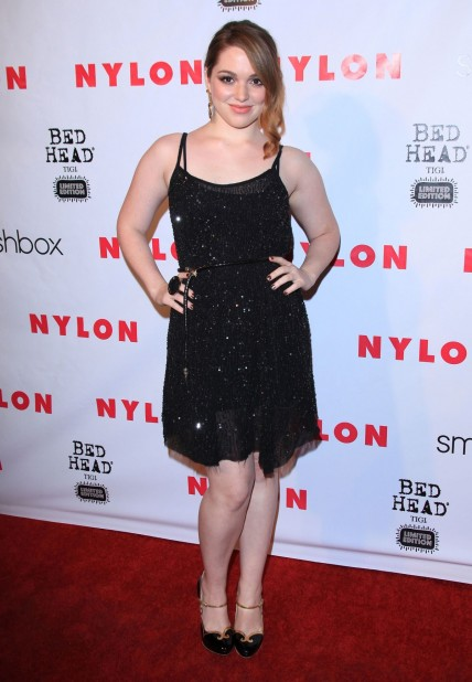 Jennifer Stone At Nylon Magazine Th Anniversary In West Hollywood Movies