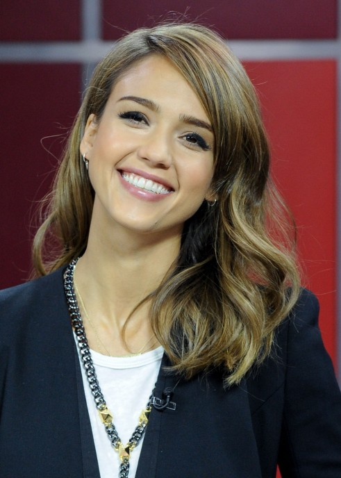 Jessica Alba Haircut Main Hair