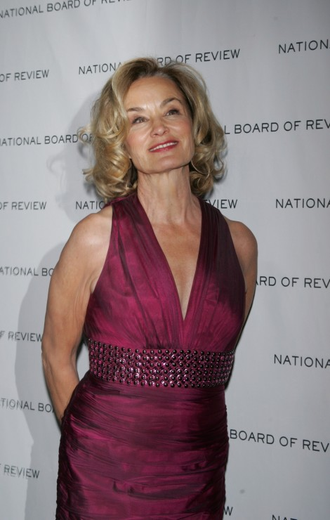 Jessica Lange Arrives For National Board Of Review Awards Gala New York Beach