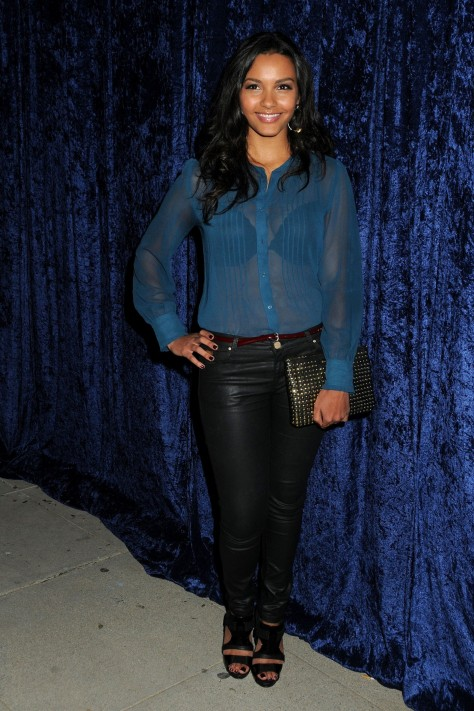 Jessica Lucas At Super Blu Ray And Dvd Release Event Beach