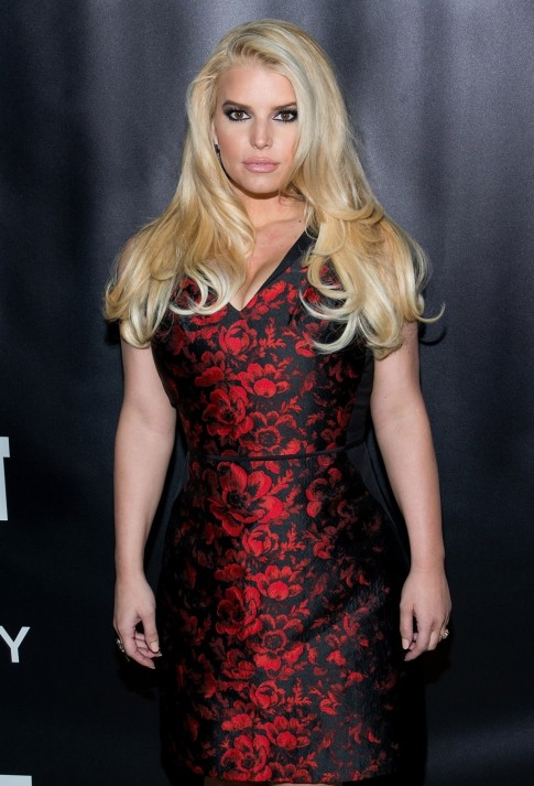 Jessica Simpson Th Annual Footwear News Achievement Awards