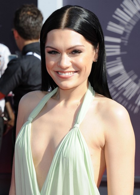 Jessie J Arriving To Mtv Video Music Awards In Inglewood Fashion