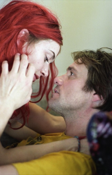 Still Of Jim Carrey And Kate Winslet In Stralucirea Eterna Mintii Neprihanite Large Picture