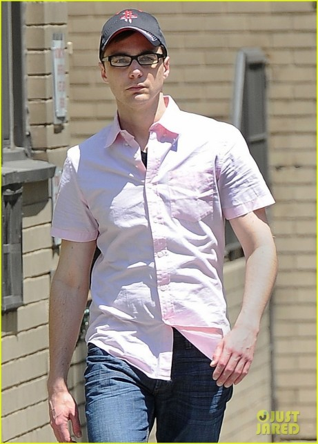 Jim Parsons Stylist Actor In Hollywood Hot