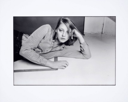 Norman Seeff Lost Archivesl Ss Jodie Foster Norman Seeff High Society