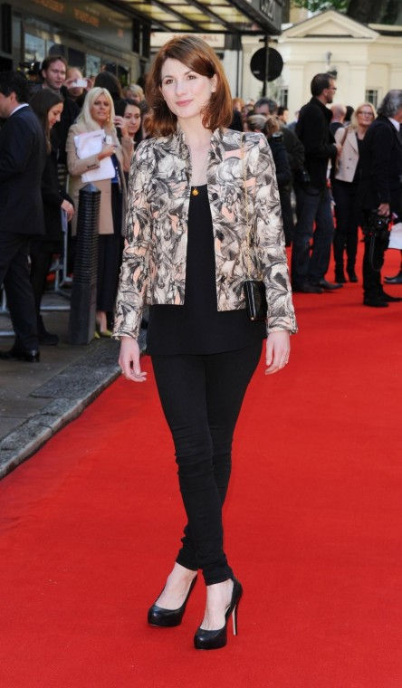 Jodie Whittaker At Event Of The Two Faces Of January