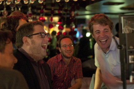 Get Him To The Greek Movie Image Nicholas Stoller And Jonah Hill