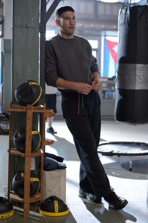 Still Of Jon Bernthal In Grudge Match Large Picture
