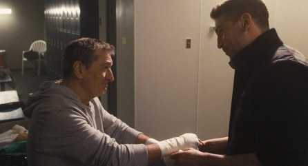Still Of Robert De Niro And Jon Bernthal In Grudge Match Large Picture