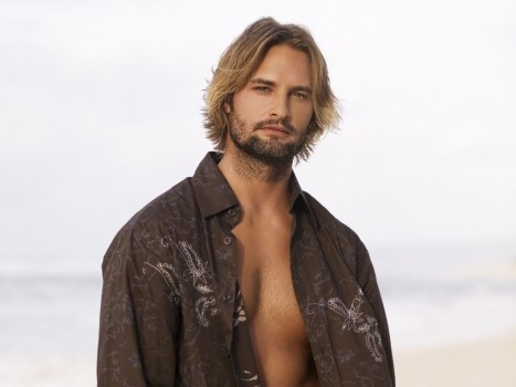 Sawyer Josh Holloway Wallpaper Normal