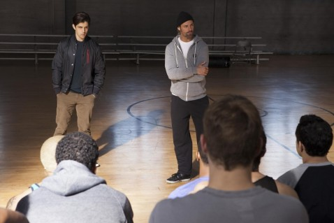 Still Of Josh Holloway Josh Peck And Chris Brown In Battle Of The Year Large Picture