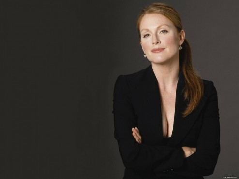 Julianne Moore Hd Wallpaper