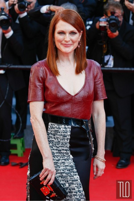 Julianne Moore Louis Vuitton Mr Turner Cannes Premiere Tom Lorenzo Site Tlo