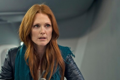Still Of Julianne Moore In Non Stop Large Picture