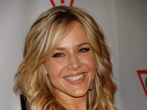Julie Benz At Benefit Gala Before And After