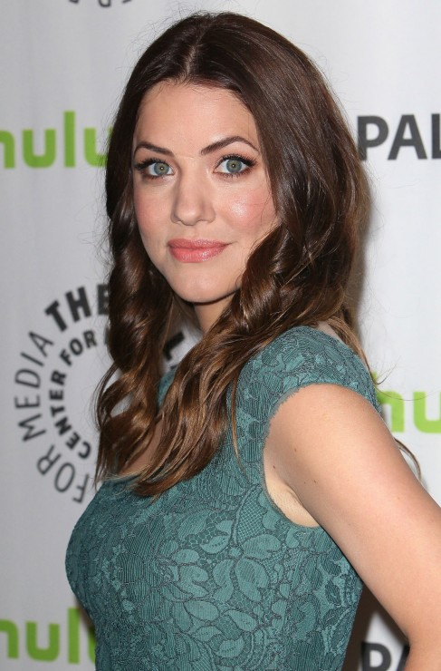 Julie Gonzalo At Dallas Panel At Paleyfest In Beverly Hills Films